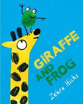 Giraffe and Frog Badger Learning