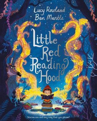 Little Red Reading Hood Badger Learning