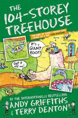 The 104-Storey Treehouse Badger Learning