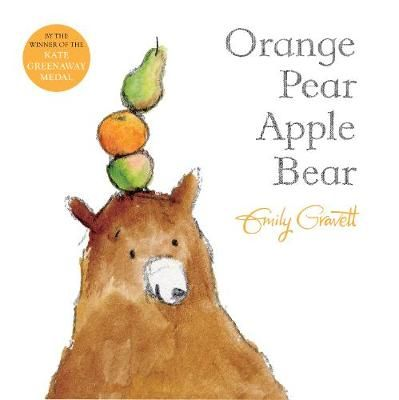 Orange Pear Apple Bear Badger Learning