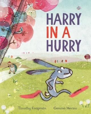 Harry in a Hurry Badger Learning