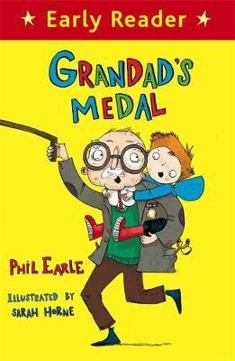 Grandad's Medal Badger Learning