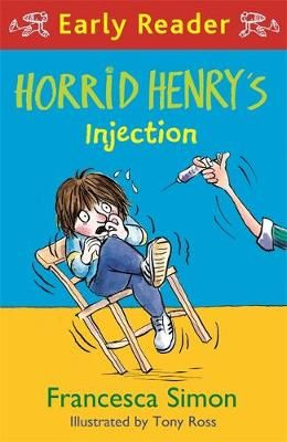 Horrid Henry's Injection Badger Learning