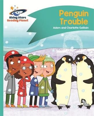 Penguin Trouble Badger Learning