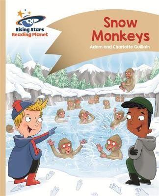 Snow Monkeys Badger Learning