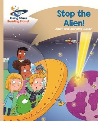 Stop the Alien! Badger Learning