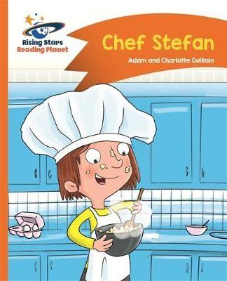 Chef Stefan Badger Learning