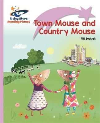 Town Mouse & Country Mouse Badger Learning