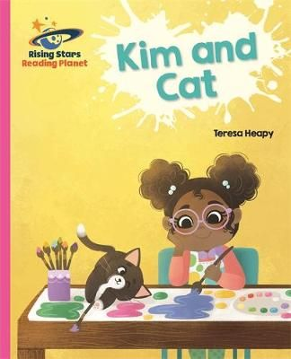 Kim & Cat Badger Learning