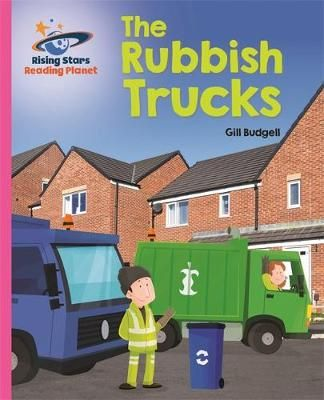 Rubbish Truck Badger Learning