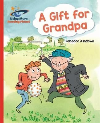 A Gift for Grandpa Badger Learning