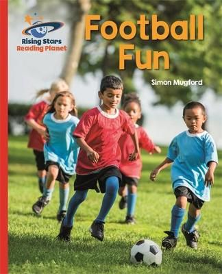 Football Fun Badger Learning