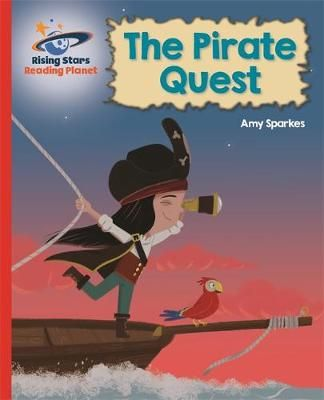 Pirate Quest Badger Learning
