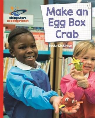 Make an Egg Box Crab Badger Learning