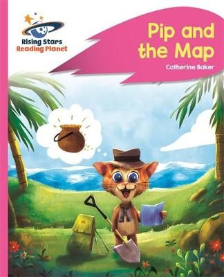 Pip & the Map Badger Learning
