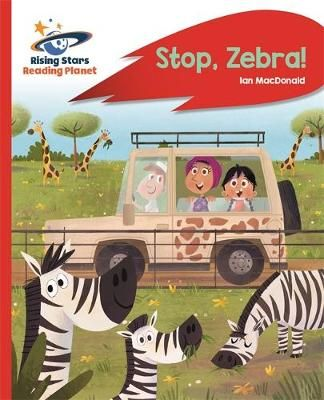 Stop Zebra! Badger Learning
