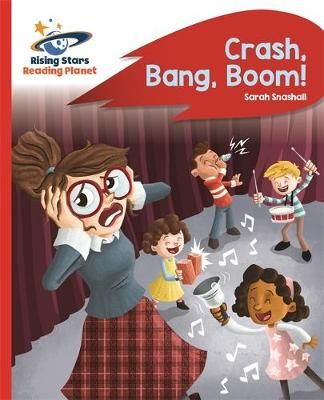 Crash, Bang, Boom! Badger Learning