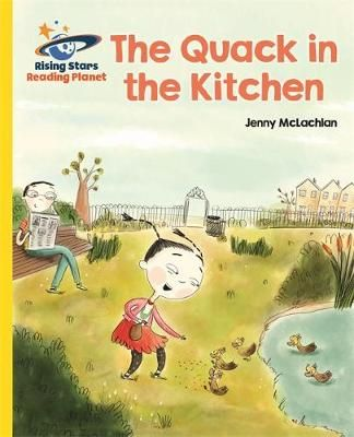 Quack in the Kitchen Badger Learning