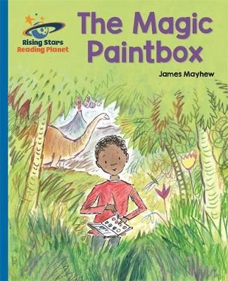 Magic PaintBox Badger Learning