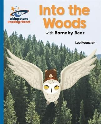 Into the Woods with Barnaby Bear Badger Learning