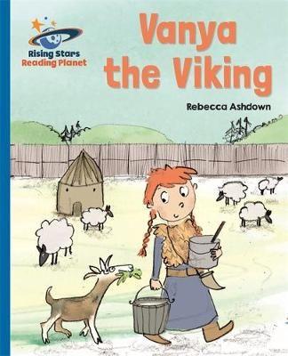 Vanya the Viking Badger Learning