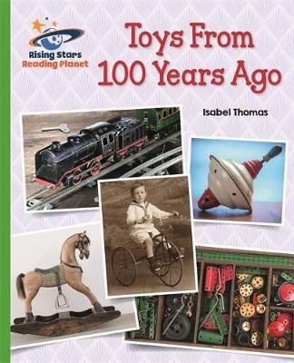 Toys from 100 Years Ago Badger Learning