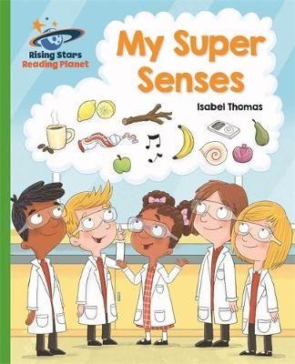 My Super Senses Badger Learning