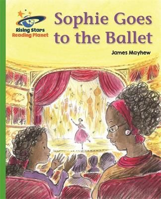 Sophie Goes to the Ballet Badger Learning