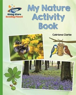 My Nature Activity Book Badger Learning