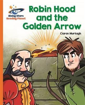 Robin Hood & the Golden Arrow Badger Learning