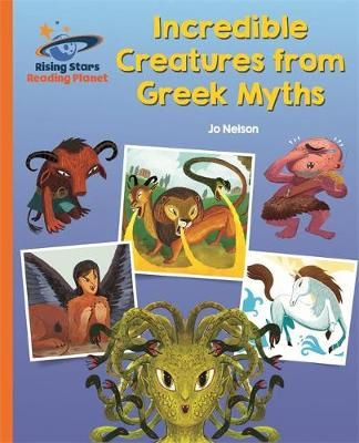 Incredible Creatures from Greek Myths Badger Learning