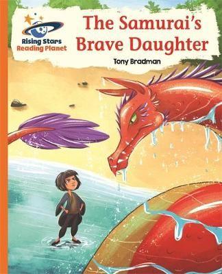 Samurai's Brave Daughter Badger Learning