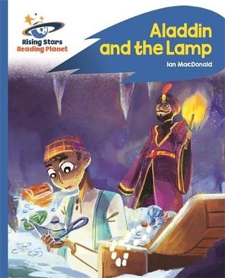 Aladdin & the Lamp Badger Learning