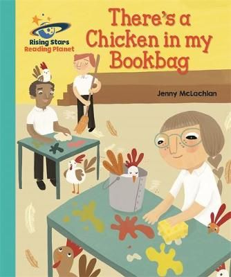 There's a Chicken in my Bookbag Badger Learning