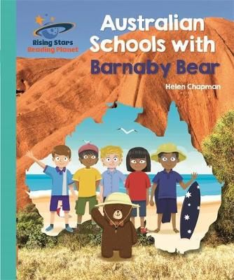Australian Schools with Barnaby Bear Badger Learning