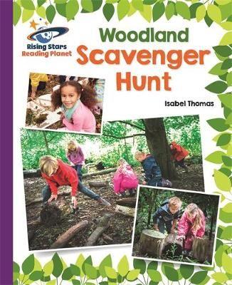 Woodland Scavenger Hunt Badger Learning