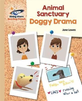 Doggy Drama Badger Learning