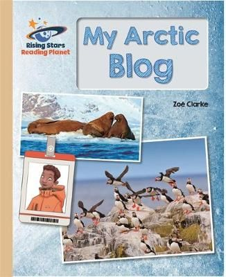 My Arctic Blog Badger Learning