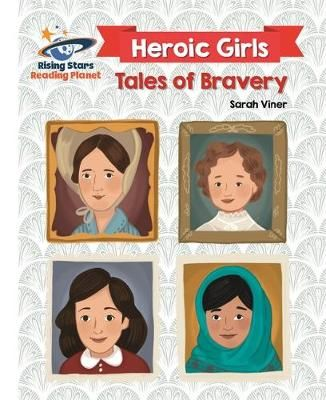 Heroic Girls Tales of Bravery Badger Learning