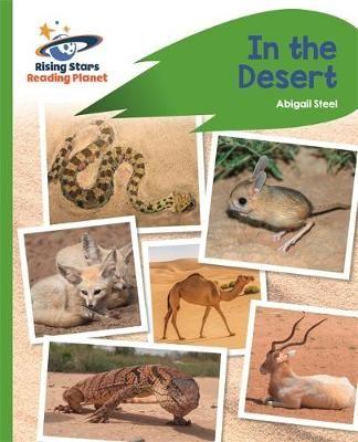 In the Desert Badger Learning