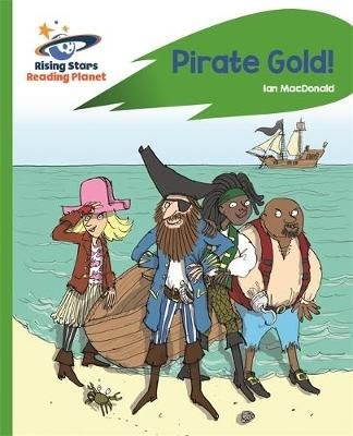 Pirate Gold Badger Learning