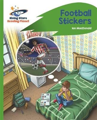 Football Stickers Badger Learning