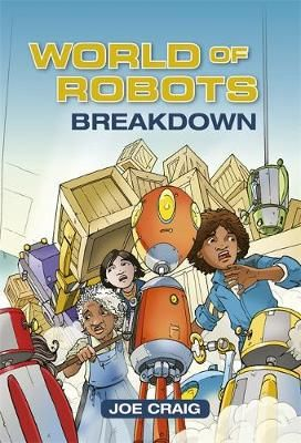 World of Robots: Breakdown Badger Learning