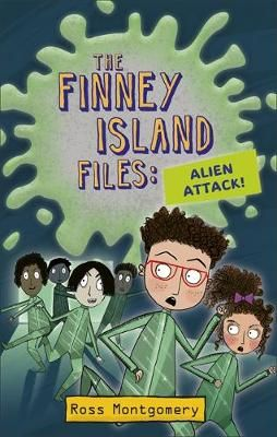 Finney Island Files: Alien Attack! Badger Learning