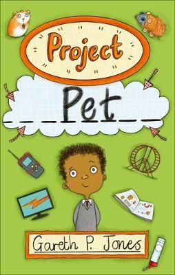 Project Pet Book Badger Learning