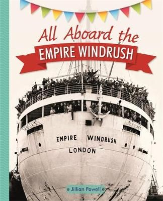 All Aboard the Empire Windrush Badger Learning