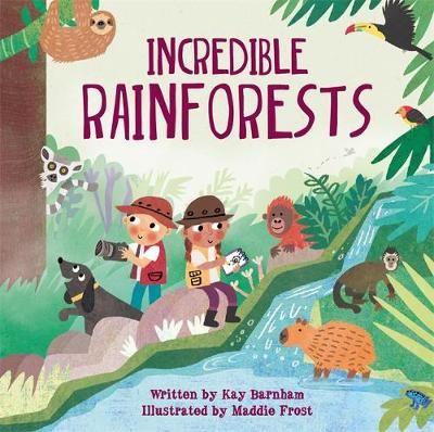 Rainforests Badger Learning