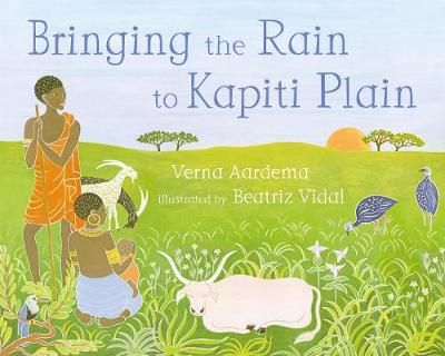 Bringing the Rain to Kapiti Plain Badger Learning