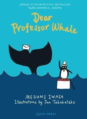 Dear Professor Whale Badger Learning