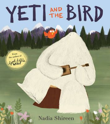 Yeti and the Bird Badger Learning